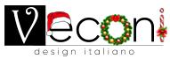 Лого Veconi Новый Год